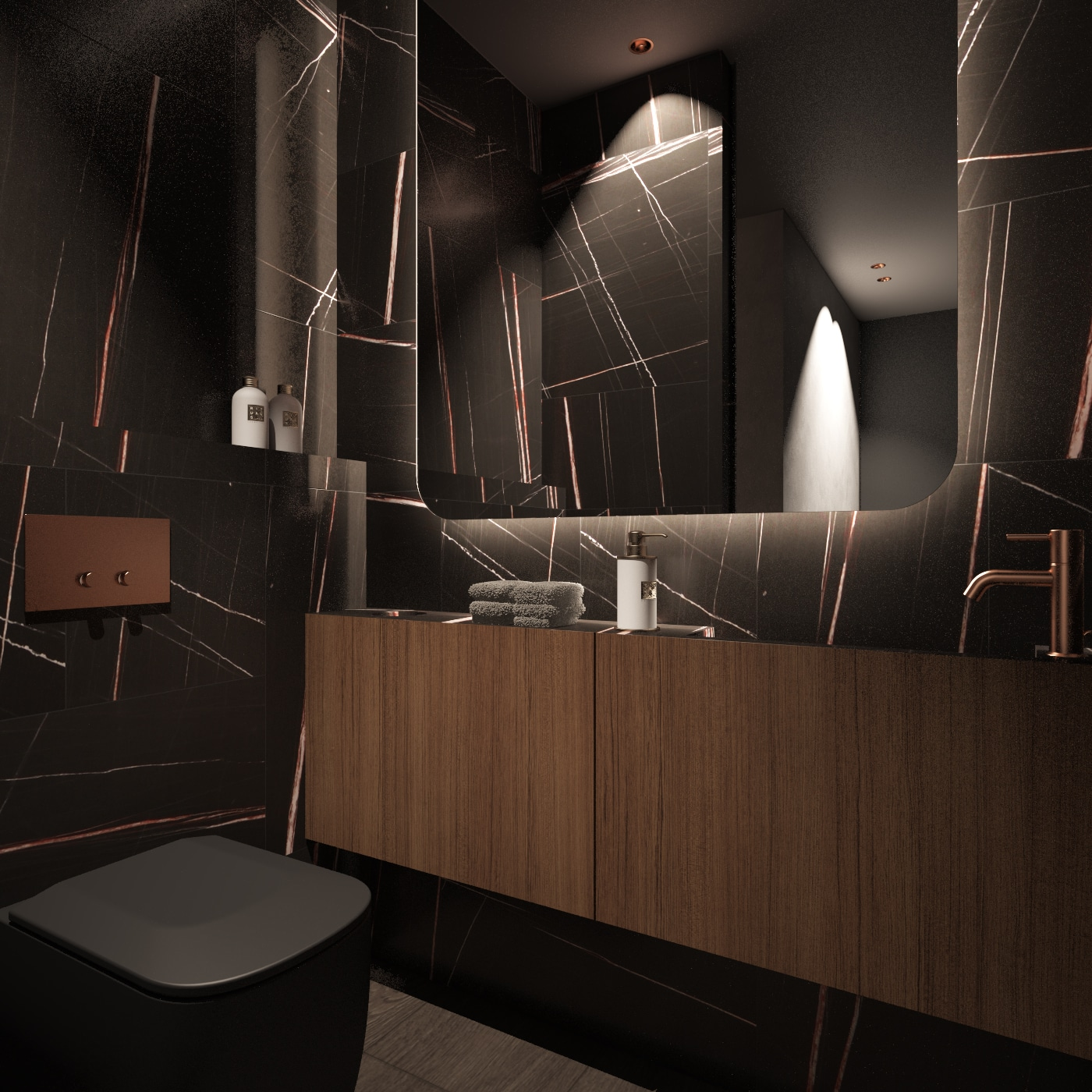 interior design wall textures by Dis Studio