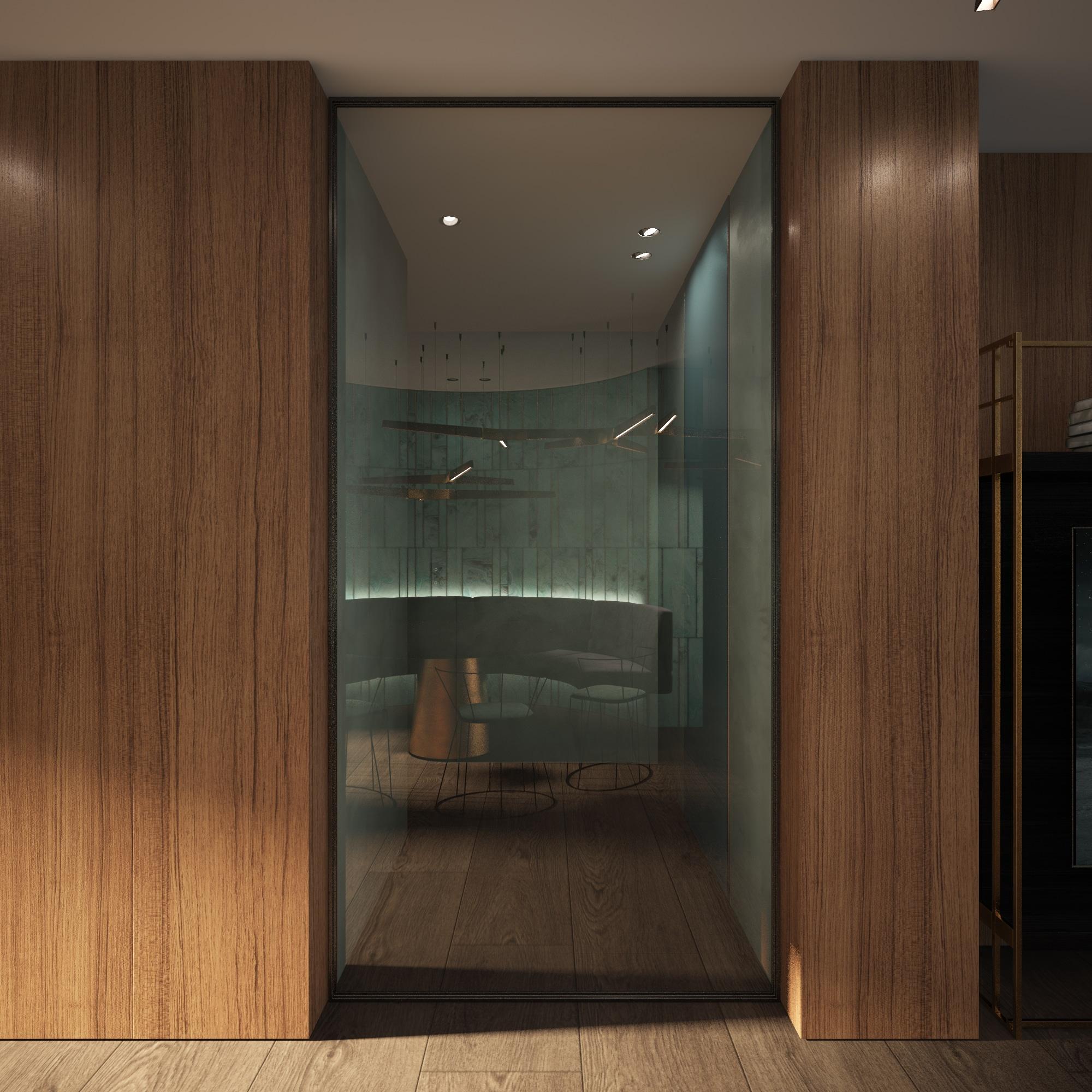 Hallway wall textures Dis Studio